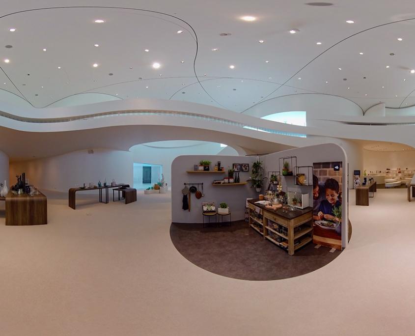 360° Immobilien Film Innenräume