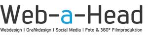 Web-a-Head Logo